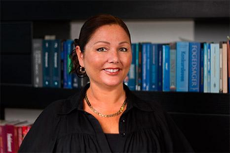 Advokat Marianne Bale